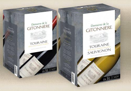 Loire Propriétés – Identité Domaine de la Gitonnière