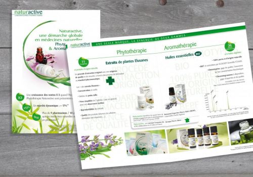 MDC Partenaire – Marketing direct aroma & phyto
